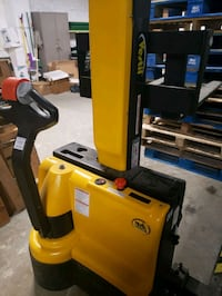 Fully electric pallet jack 9ft high stacker Totowa, 07512