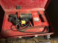 Milwaukee rotary hammer drill with bits Earleville, 21919