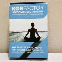 Brand New in Box KorFactor Nampa