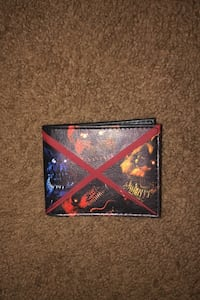 Five nights at Freddys wallet