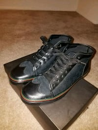 Black Gucci High Top Sneakers  Randallstown, 21133