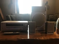 Sony STR-K850P plus Subwoofer and 3 Speakers Seattle, 98103