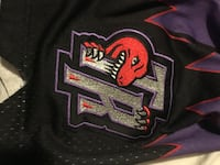 Authentic Mitchell and Ness Raptors shorts. Used, Firm Price XL  Hamilton, L8P 4A9