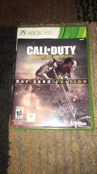 COD Advanced Warfare Xbox 360 Spring, 77386