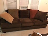 REDUCED! Most comfortable couch ever Hyattsville, 20781
