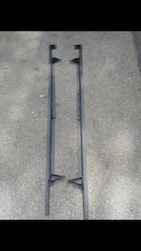 $50 for adjustable Metal Bed Frame with wheels  Toronto, M9W 2A3