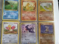 nine Pokemon trading card collection Riverview, E1B 3G9