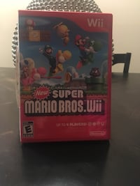 Super Mario Brothers for the wii. Pikesville, 21208