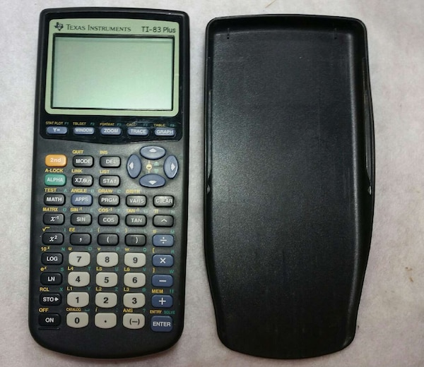 Used Ti 83 Plus Ti83 TI Texas Instruments Graphing C For Sale In Phoenix