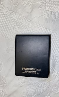 Franzus foreign  electricity converters
