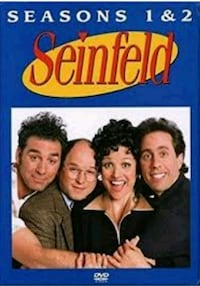 SEINFELD DVD's SEASONS 1 to 7  Toronto, M9M
