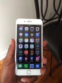 Rose Gold iPhone 7 Plus * UNLOCKED with black case Hyattsville, 20785