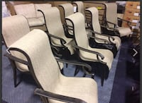 Brand new tan patio/ outdoor chairs $50 each Pineville, 28134