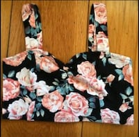 Forever 21 Bandeau Top - Size Small