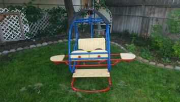 Lifetime Helicopter Teeter- Totter