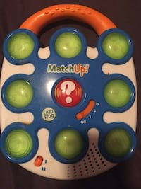 """LEAP FROG """"MATCH UP"""""""