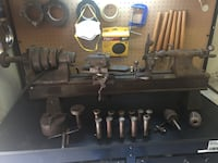 Rivette Lathe model 504