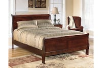 Cherry new bed frame! More Bedroom Suite Deals Here  Indianapolis, 46240