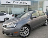 2013 Volkswagen Golf 5-Dr Comfortline 2.5 at Tip - $12840 (sURREY)  Surrey