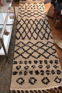Rug-runner for hallway 2x8ft