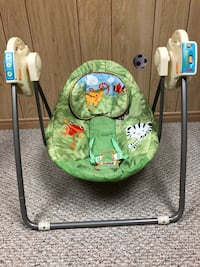 Fisher-Price Rainforest Swing Richmond Hill, L4S 1R5