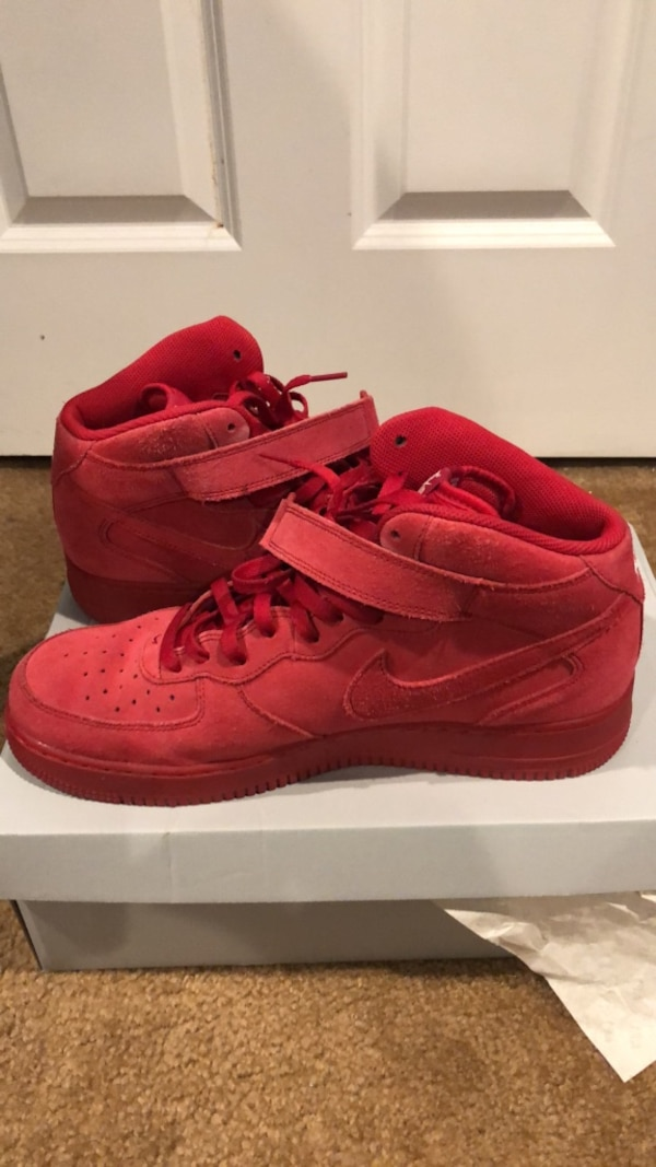chaussures de sport caeb4 80c27 Nike Air Force 1 mid