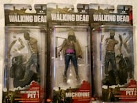 Walking Dead series 3 Michonne w/ Pets1&2 Piscataway Township, 08854