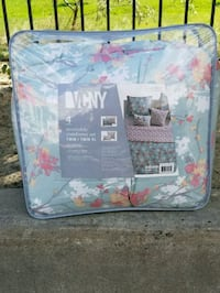 Twin XL  bed in a bag brand new London, N6H 3B2