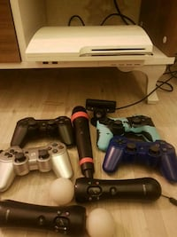 Play station 3 White Edition 1 Tb hdd