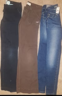 3 pairs of pants  Schererville, 46375