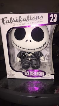 Jack Skellington Collectable  Aldergrove, V4W 3J3
