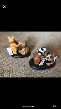 Classic POZY Bear collectables