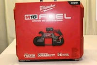 Milwaukee M18 Fuel power tool box Arlington, 22204