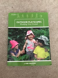 Outdoor playscapes ECE textbook