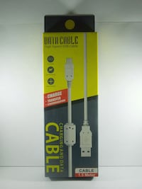 white and black USB cable Mumbai, 400064