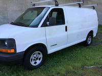 2003 GMC Savana 2500 cargo van  v8 West Haven