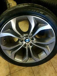 BMW X6 Wheel and Tire