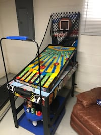 Multigame table Luray, 22835
