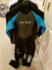 New Wetsuit Never Used McLean, 22101