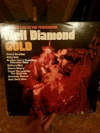 Neil diamond vinyl Chantilly, 20152