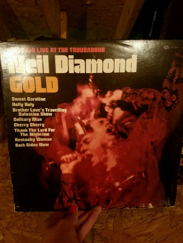 Neil diamond vinyl