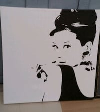 ☆☆ 2 - CANVAS WALL ART PICTURE FRAMES!! ☆☆