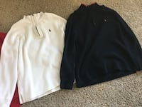 Boys Ralph Lauren Polo 1/4 sweaters Schuylkill Haven, 17972