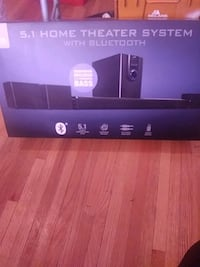 5.1 home theater system w/bluetooth