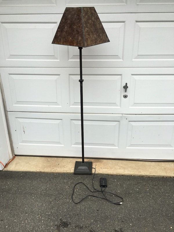 Used Pottery Barn Floor Lamp With Dimmer For Sale In Pennington Letgo