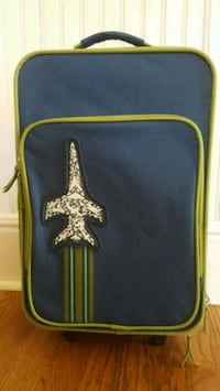 Child's Roller Travel Suitcase
