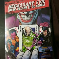 Necessary Evil Super-Villians of DC Comics