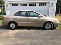 2004 Toyota Corolla Vehicle 4 cylinder Rockville