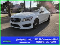 Used 2014 Mercedes-Benz CLA-Class for sale Metairie