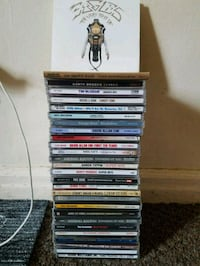 Variety of Music Cds Good Condition $.90 each  Omaha, 68111